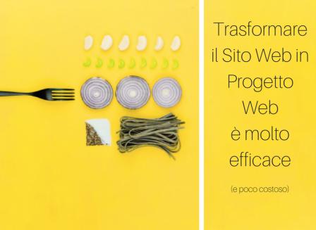 Sito Web o Progetto Web_